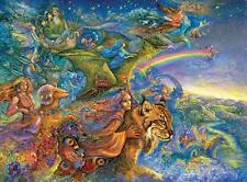 BUFFALO GAMES JIGSAW PUZZLE THE RACE JOSEPHINE WALL 1000 PCS #11723
