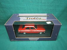 DV6445 TROFEU FORD ESCORT MEXICO 1971 ROUGE Ref 506 1/43 NB