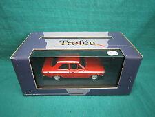 DV6445 TROFEU FORD ESCORT MEXICO 1971 ROUGE Ref 506 1/43 NB