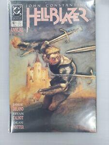 HELLBLAZER Annual #1 DC Comics John Constantine 1989