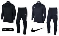 Nike Mens Knit Full Zip Tracksuit Jogging Jacket Top Training Pants Bottoms