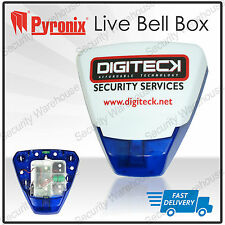 Pyronix DELTABELL X Burglar ALARM External BELLBOX LED LIGHTBOX Sounder SIREN
