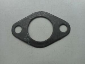"""Vincent ET181 Amal Carburettor Flange Gasket Seal 1 1/8"""" Hole UK Made HRD"""