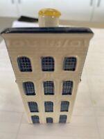 Blue Delft's KLM Bols Number 27 House Holland Used Unsealed