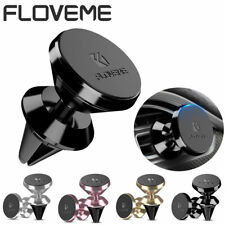 FLOVEME 360 Rotating Air Vent Magnetic Car Mount Cell Mobile Phone Holder GPS