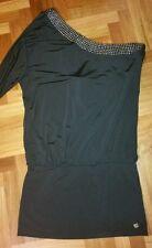 vestito corto miniabito Elisabetta Franchi celynb tg 42
