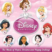 Disney Princess - The Music of Hopes, Dreams, and Happy Endings [CD]