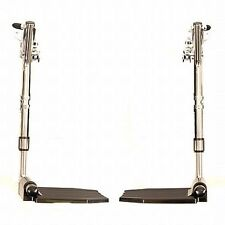 Swing Away Footrests without Heel Loops Invacare Series Manual Wheelchairs (NEW)