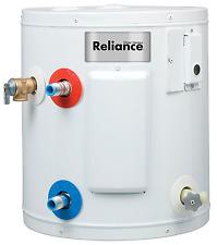 6 Gallon Compact Electric Water Heater Apt. Rv Camper Fast 1650 Watt 120 Volt