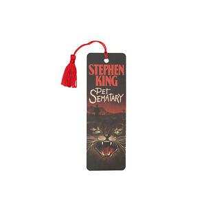 Stephen King Pet Sematary Bookmark