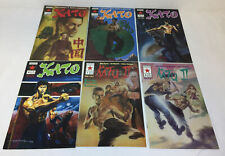 Bruce Lee KATO comics #1 2 3 4, KATO II #1 and 2 ~ FULL SETS