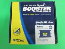 GENUINE Wilson Mobile Cellular Signal Booster 801201