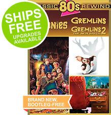 Goonies / Gremlins / Gremlins 2 (DVD, 2017, 80's Classic Rewind) NEW, Sealed