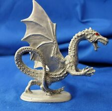 Rawcliffe Pewter Dragon☆Pp 833☆ Excellent Condition☆☆☆