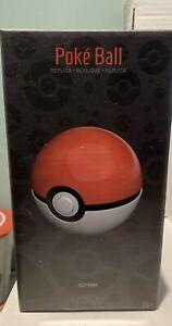 Pokémon Electronic Die-Cast Metal Pokeball Replica The Wand Company