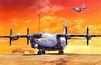 ANTONOV AN-12BK CUB SOVIET AIRCRAFT 1/72 RODEN 042