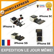 CAMERA ARRIERE APPAREIL PHOTO BACK FLASH LED POUR IPHONE 5 5C 5S SE - PREMIUM***
