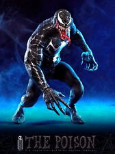 Pre-order 1/6 Scale Bullet Head BH002 THE POISON Venom  Action Figure