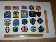 VINTAGE 20 ITEM MIXED WHOLESALE PATCH LOT - INCLUDES WIDE VARIETY OF SUBJECTS