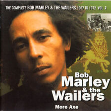 The Complete Bob Marley 1967-1972 Volume 2: More Axe CD RARE & OOP! FREE S&H!