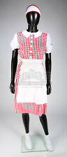 NETFLIX Movie Costume - American Diner Waitress Costume