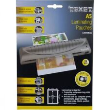 Texet Laminating Pouches A5 25 Pack