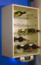 WINE RACK RAIL - TO SUIT A 500MM KITCHEN CUPBOARD