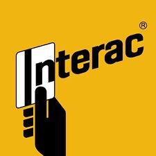 "Interac Logo 8"" x  8"""