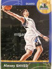 Panini NBA (Adrenalyn XL) 2013/2014 - #104 Alexey Shved - Minnesota Timberwolves