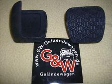 Mercedes G Modell Pedal Gummi Kupplung Bremse Pedalauflage G-Klasse pedal rubber