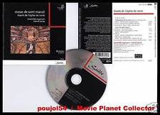 MESSE DE SAINT MARCEL (CD) Ensemble Organum,Pérès 1999