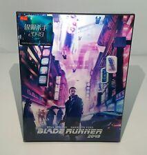 BLADE RUNNER 2049 [4K UHD + Blu-ray] STEELBOOK [HDZETA] LENTICULAR OOS/OOP