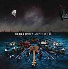 BRAD PAISLEY WHEELHOUSE Deluxe Edition 4 Extra Tracks CD NEW
