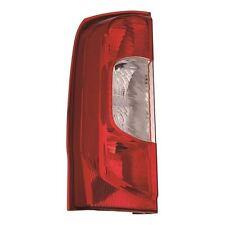 Peugeot Bipper Van 2008 - > 1 Puertas Portón Trasero Lámpara De Luz Trasera Lado Pasajero