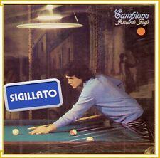 """RICCARDO FOGLI """" CAMPIONE """" LP SIGILLATO  PARADISO CGD 1981"""