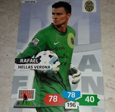 CARD ADRENALYN 2013/14 CALCIATORI PANINI VERONA RAFAEL CALCIO FOOTBALL