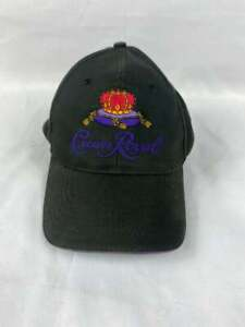 Crown Royal black Hat
