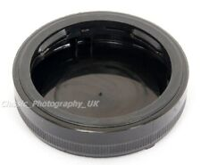LEICA Lens Cap Leitz IZQOO for SUMMILUX 1.4/50 Summicron-M 2/50 RARE! ALL Black!
