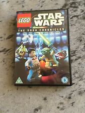 Star Wars Lego - The Yoda Chronicles - Episodes 1-2 (DVD, 2013)