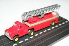Aurora Tjet Custom Hook & Ladder Firetruck International Cab and Trailer