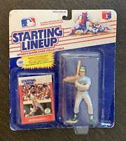 1988 Kenner Starting Lineup Mark McGwire Oakland A's