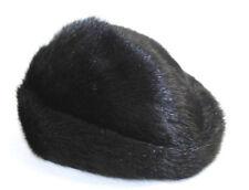 Nerzmütze Nerz Mütze Nerzkappe Pelzmütze Gr. M / 56-57