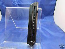 Luger magazine German Luger mag 1908 luger CLIP 9mm 30 luger black  8 Round