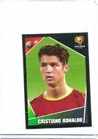 PANINI UEFA EURO 2004 CRISTIANO RONALDO STICKER NO 23