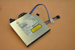 DELL R710 Slim 12.7mm SATA DVD-ROM drive (Carbon Black color) with 0XT618 cable
