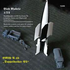 "EMW A-4b ""Doppeldecker-V2""      1/72 Bird Models Resinbausatz / resin kit"
