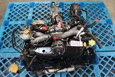 JDM SUBARU WRX 02-05 EJ205 2.0L ENGINE with 5 SPEED TRANSMISSION and REAR DIFF