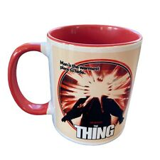 THE THING Mug - Horror, Cult Film, Movies, Drinks, Gifts, Collectables, Drinks
