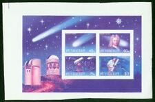 St. Vincent 1986 Halley's Comet SS progressive proof