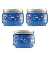 3pz NIVEA STYLING CARE & HOLD Creme Gel per capelli 150ml crema gel NUOVA